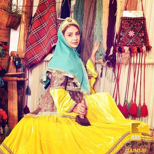عکس های جدید و زیبای شبنم قلی خانی دی 97 بازیگر زن ایرانی